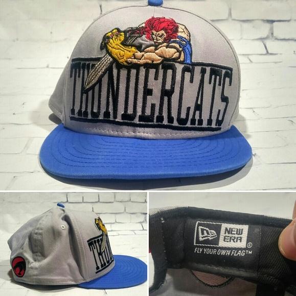 New Era Thundercats Snapback Hat. M 5a9be23146aa7c7ccedb6dea eddd800c6b6